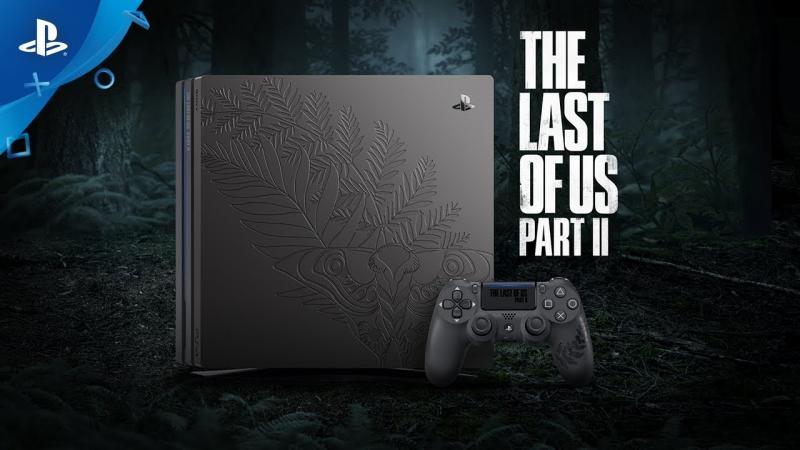Sony анонсировала бандл The Last of Us Part 2 Limited Edition PS4 Pro