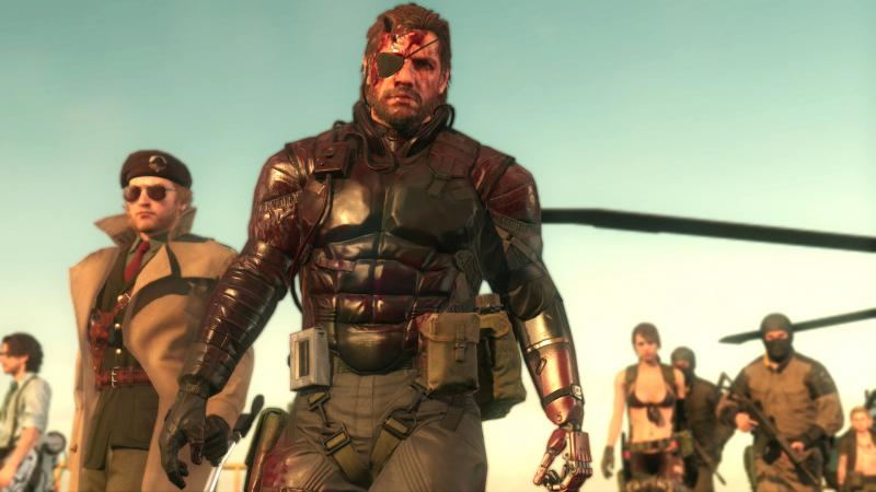 Metal Gear Solid V: The Definitive Experience за 249 рублей в Steam