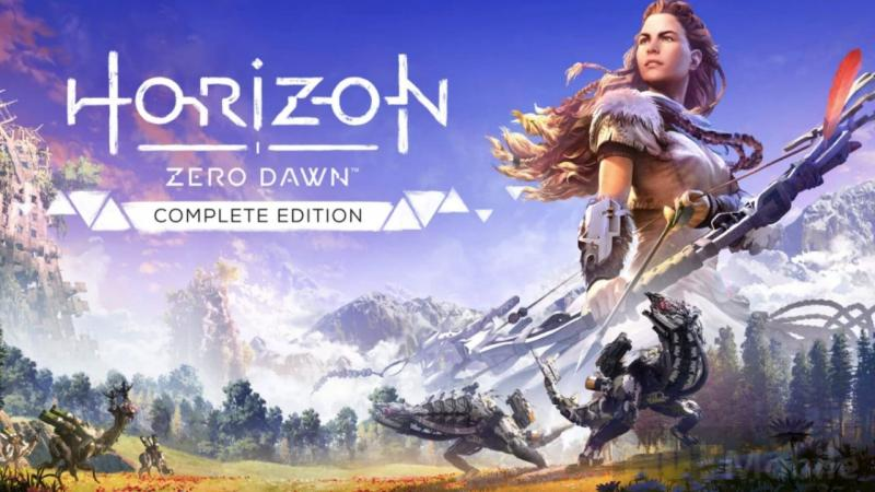 Стал известен размер Horizon Zero Dawn Complete Edition в Steam