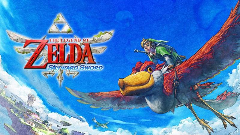 На Amazon UK появилась страница The Legend of Zelda: Skyward Sword для Nintendo Switch