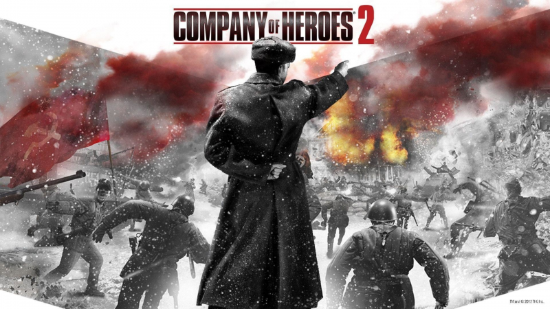 В Microsoft Store засветилась Company of Heroes 2: Complete Collection