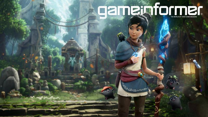Подробности Kena: Bridge of Spirits от Game Informer