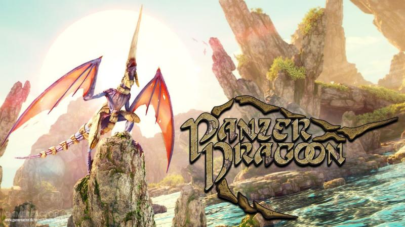 Panzer Dragoon: Remake полетела на PS4 и PC