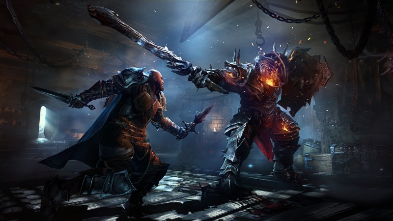 Lords Of The Fallen - Game of the Year Edition получила скидку 90% в Steam