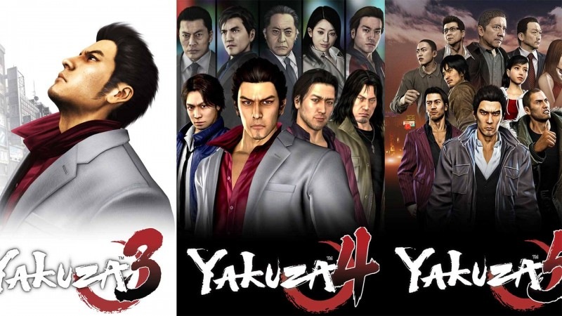 Системные требования Yakuza Remastered Collection на PC