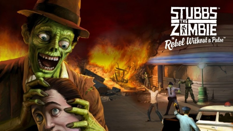 ПК-версия Stubbs the Zombie in Rebel Without a Pulse стоит 435 рублей