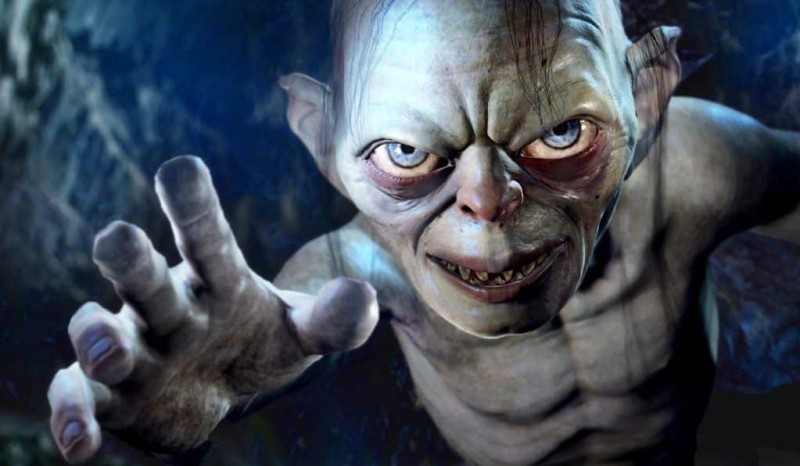 Новый тизер The Lord of the Rings: Gollum