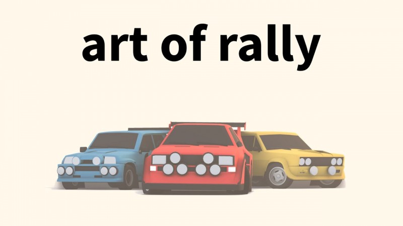 Art of Rally заедет на Switch этим летом