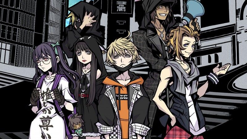 Neo: The World Ends with You вышла на ПК в Epic Game Store
