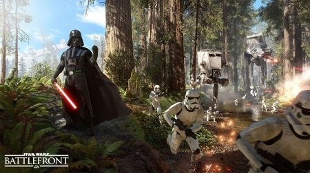 На EA PLAY 2017 покажут новые Star Wars Battlefront и Need for Speed
