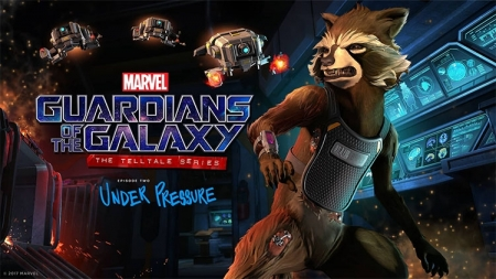 Второй эпизод Guardians of the Galaxy: The Telltale Series выйдет 6 июня
